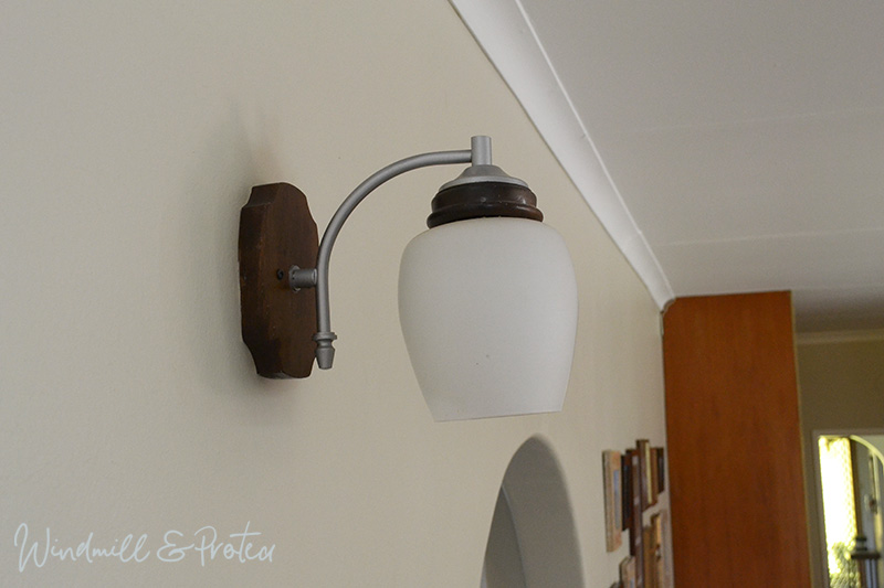 Easy lamp upgrade - New lamps shade | www.windmillprotea.com