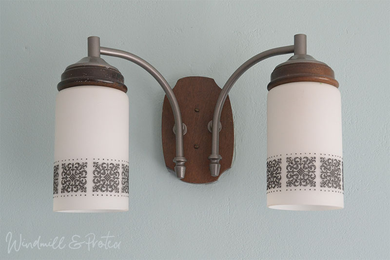 Easy lamp upgrade - New Main Bedroom Lamps | www.windmillprotea.com