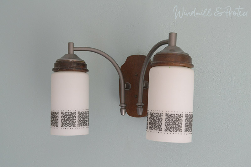 Easy lamp upgrade - New lampshades | www.windmillprotea.com
