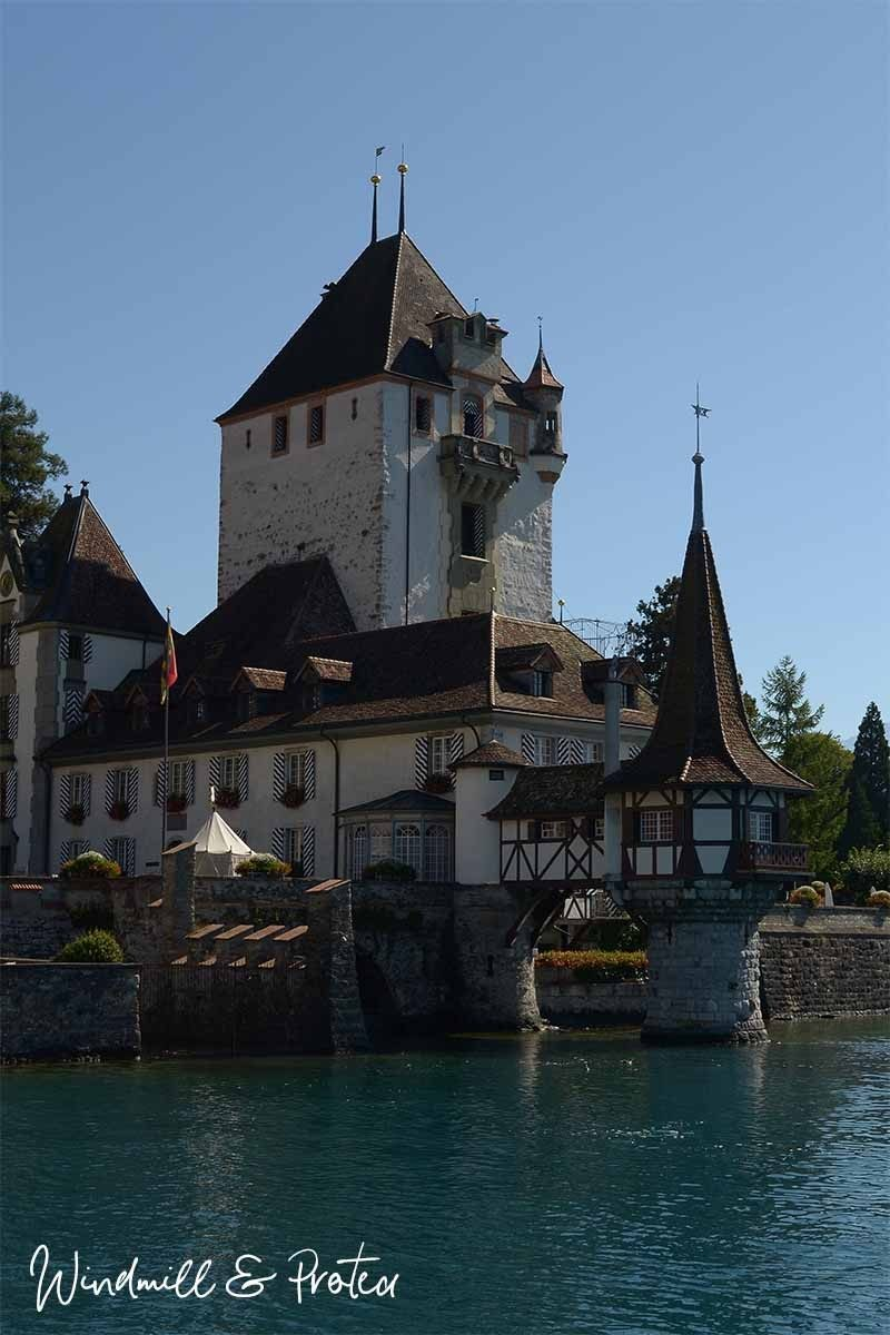 European Landscape Printables - Oberhofsen Castle | www.windmillprotea.com