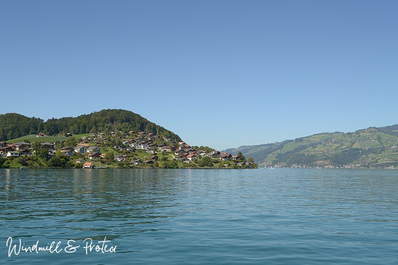 European Landscape Printables - Lake of Thun | www.windmillprotea.com