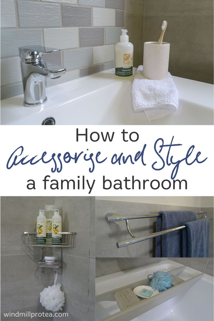 How to accessorise and style your bathroom when you are remodelling