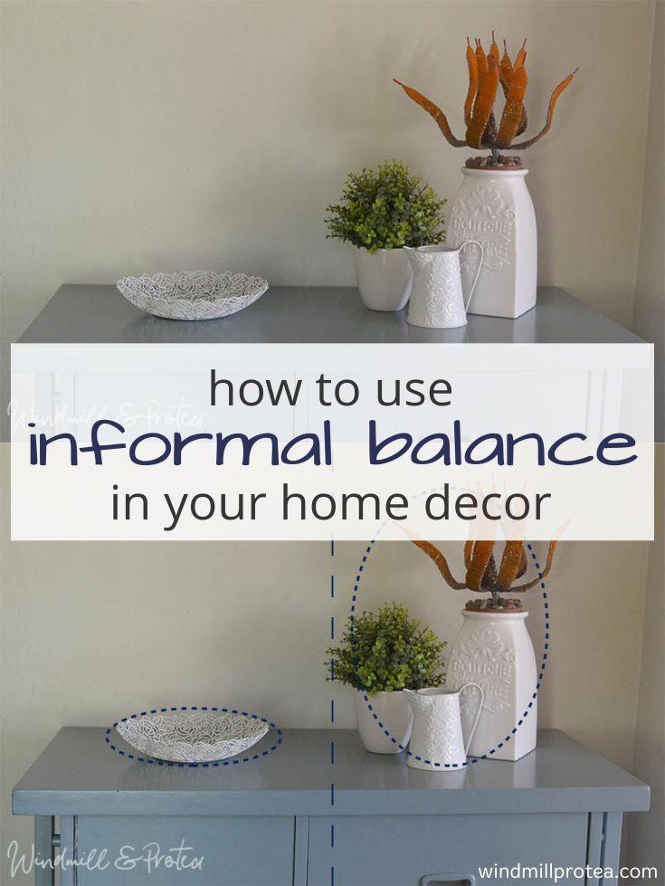 Informal Balance | www.windmillprotea.com