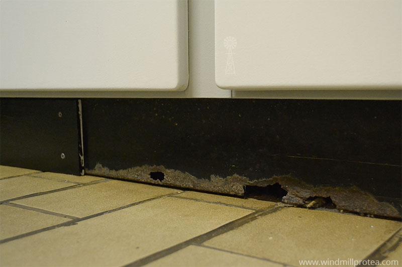 Replacing kick plates | www.windmillprotea.com