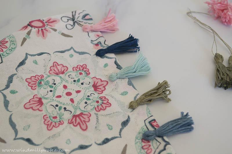 Pretty Tassels | www.windmillprotea.com