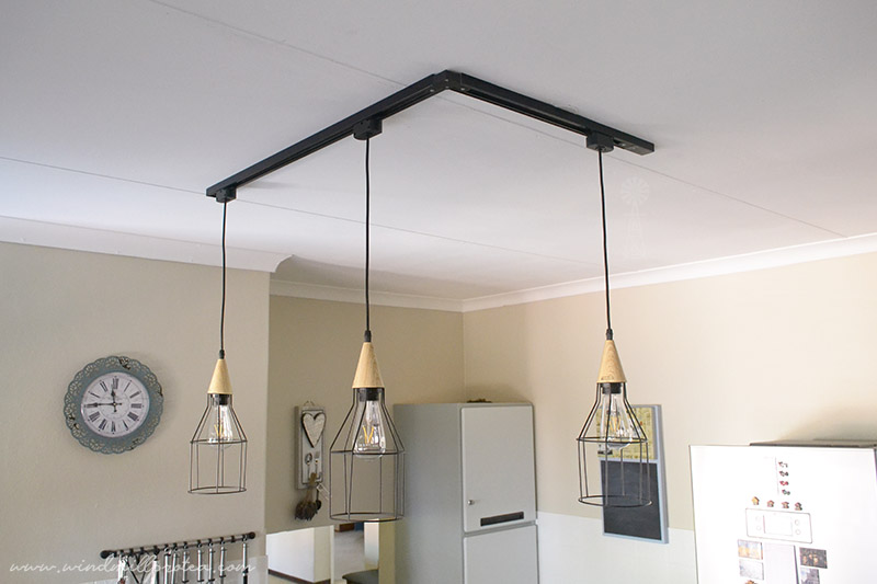 Caged Pendant Track Light | www.windmillprotea.com