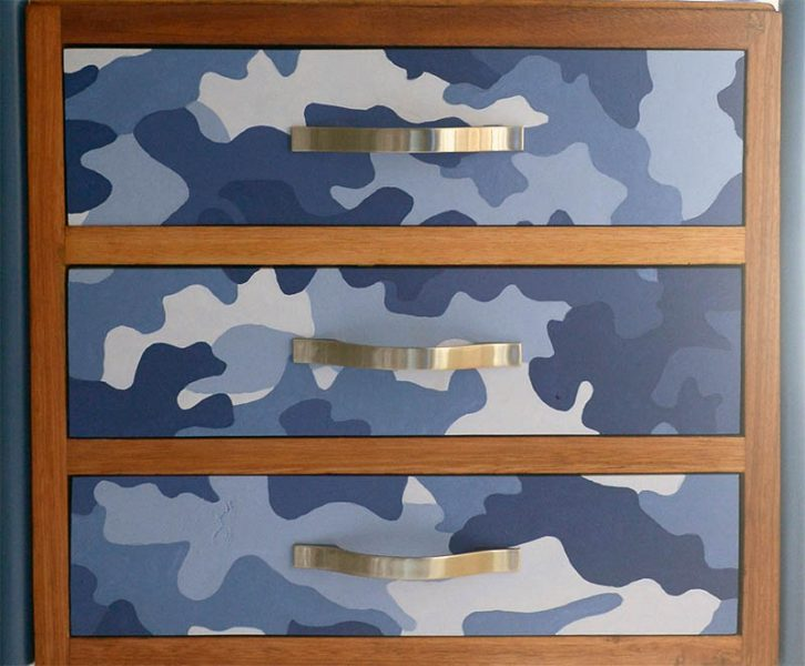 Camo Kids desk | www.windmillprotea.com