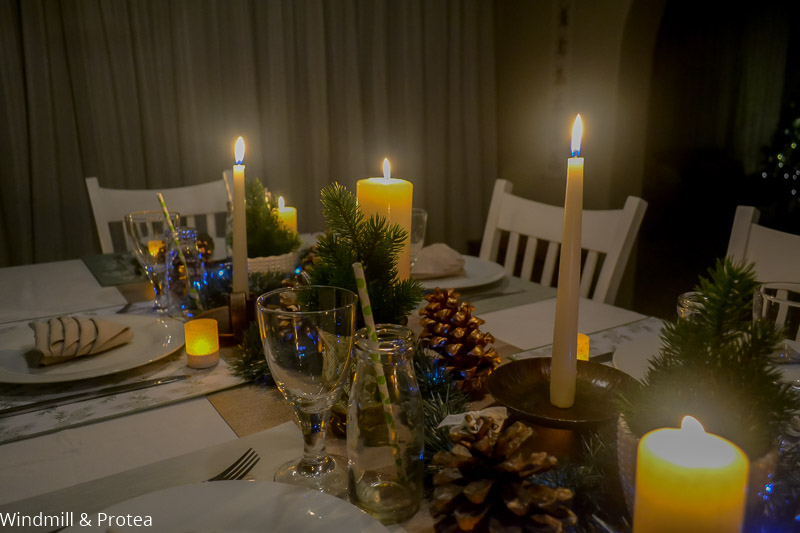 Candlelight Table | www.windmillprotea.com