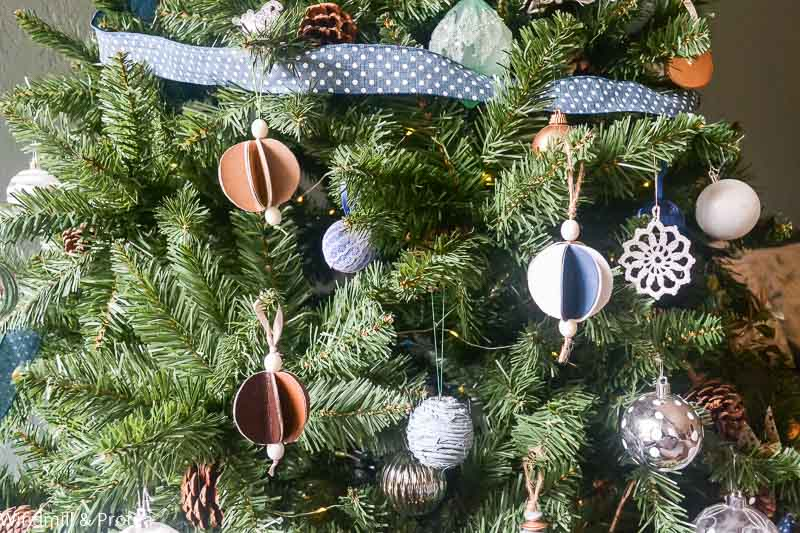 Leather Christmas Ornaments | www.windmillprotea.com