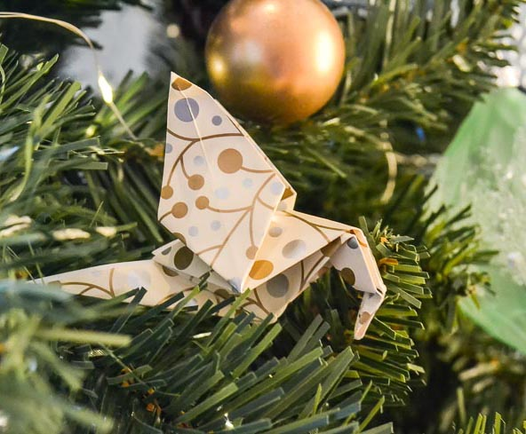 Origami Birds | www.windmillprotea.com