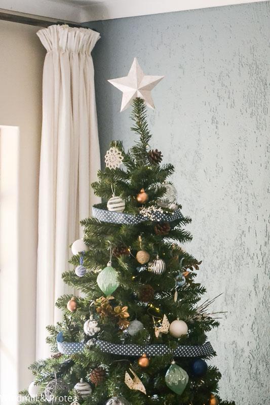 Star Tree Topper on Tree | www.windmillprotea.com