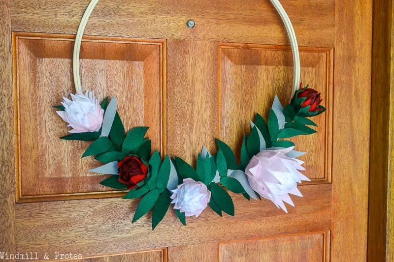 Protea Wreath | www.windmillprotea.com