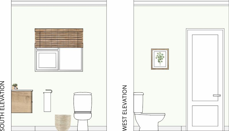 South & West Elevation | www.windmillprotea.com