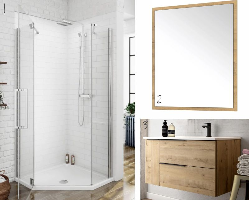 Shower & Basin Cabinet | www.windmillprotea.com