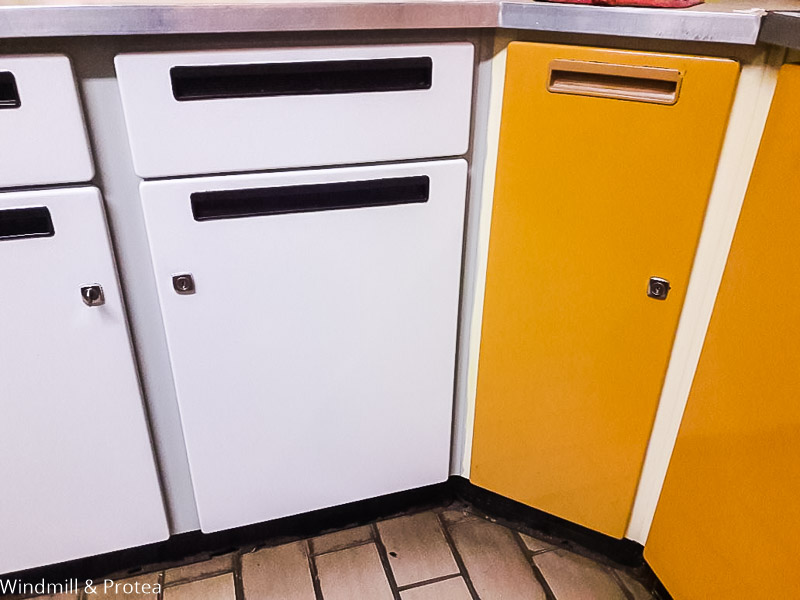 Before and after of cabinet paint | www.windmillprotea.com