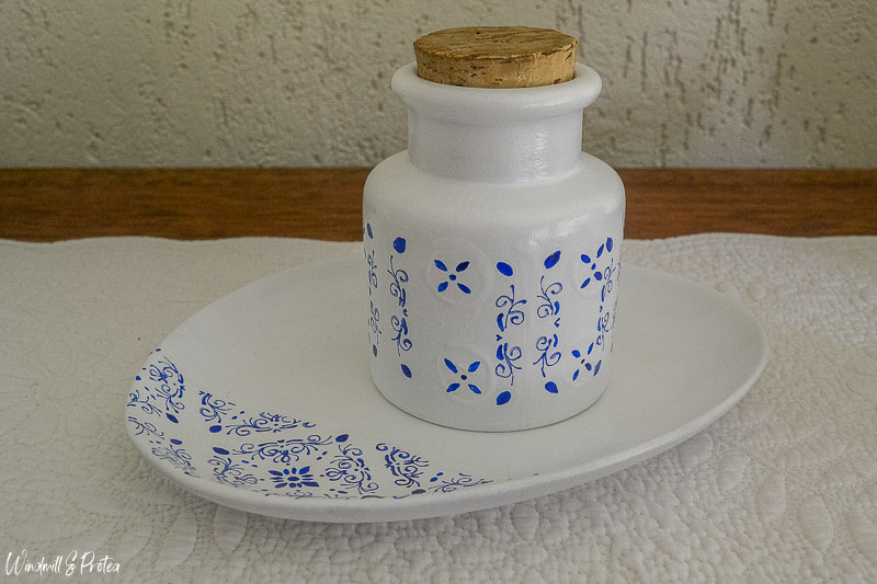 Plate & Canister | www.windmillprotea.com