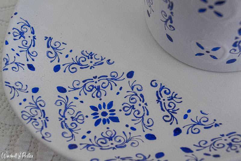 Plate & Canister Detail | www.windmillprotea.com