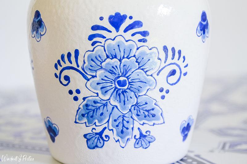Delft Pattern Detail | www.windmillprotea.com