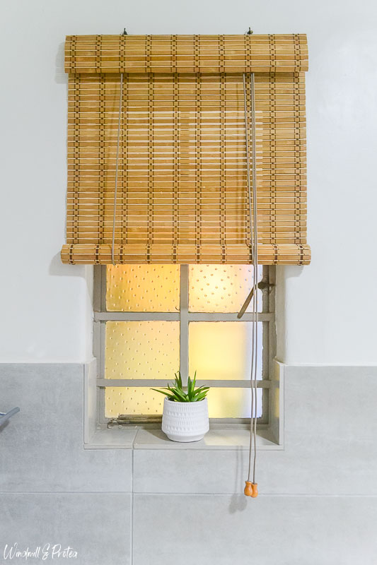 Bamboo Roll-up Blind | www.windmillprotea.com
