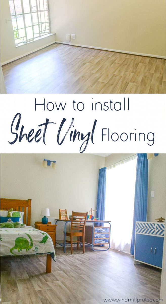 How to Install Sheet Vinyl Flooring
