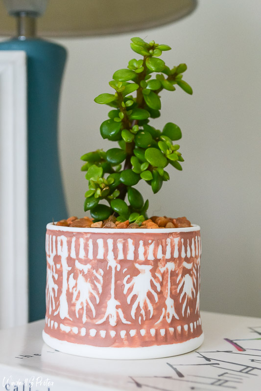 Boho Terracotta Planter | www.windmillprotea.com