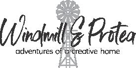 Windmill & Protea