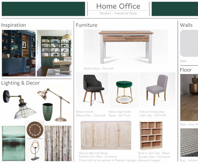 6 Ways to save on your home office update | www.windmillprotea.com