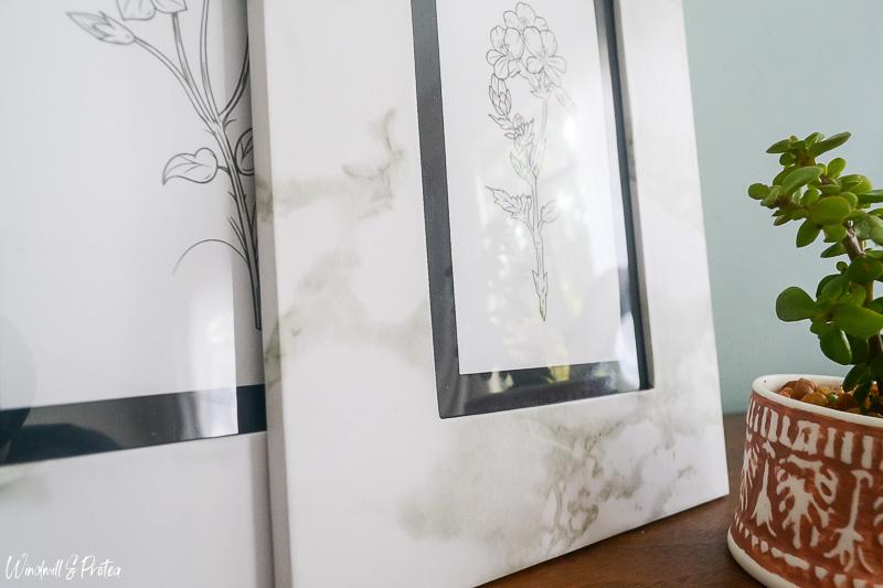 Marble Look Frames | www.windmillprotea.com