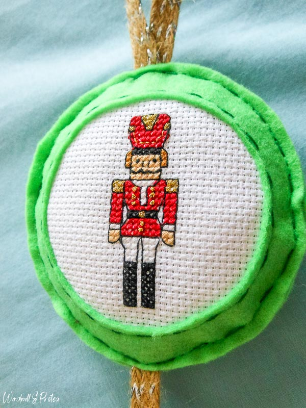 Nutcracker Cross Stitch | www.windmillprotea.com