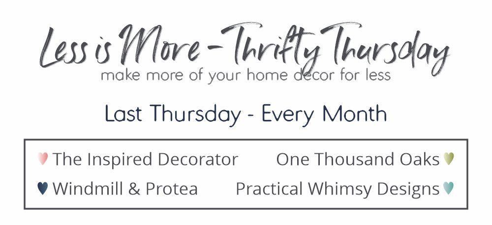 Thrifty Thursday Logo | www.windmillprotea.com