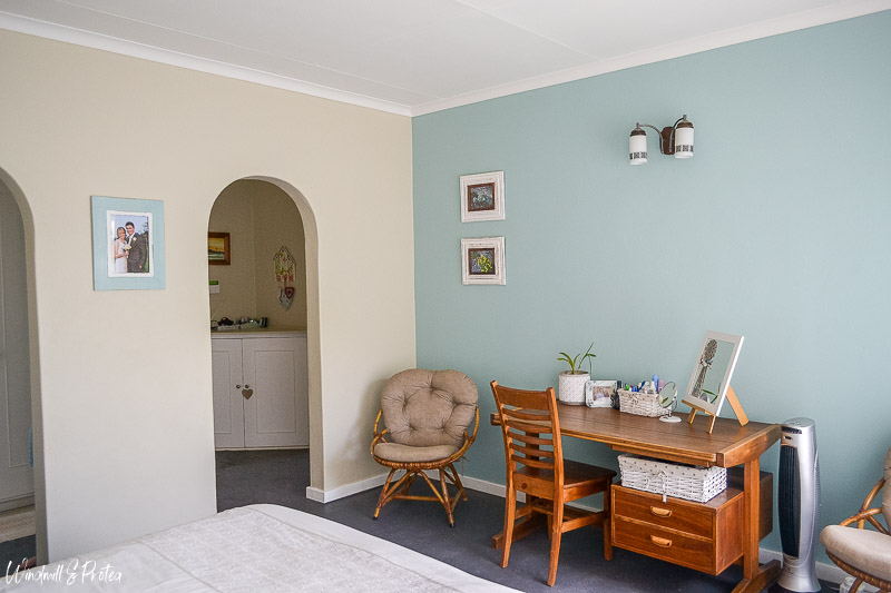 Painted Subfloor After | www.windmillprotea.com