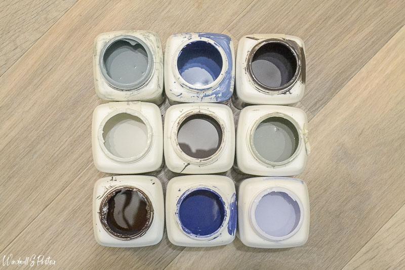 Paint Sample Pots | www.windmillprotea.com