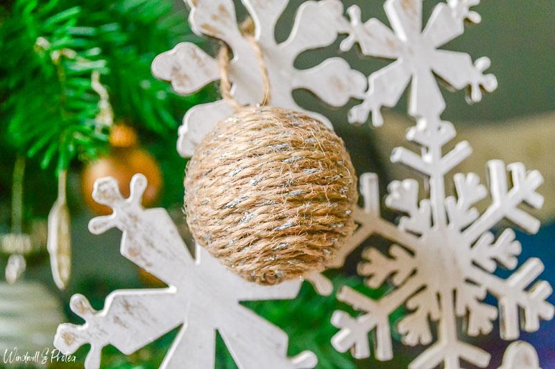 DIY Rustic Christmas Ornaments | www.windmillprotea.com
