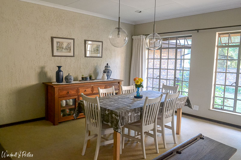 Dining Room 2 - Home Tour | www.windmillprotea.com