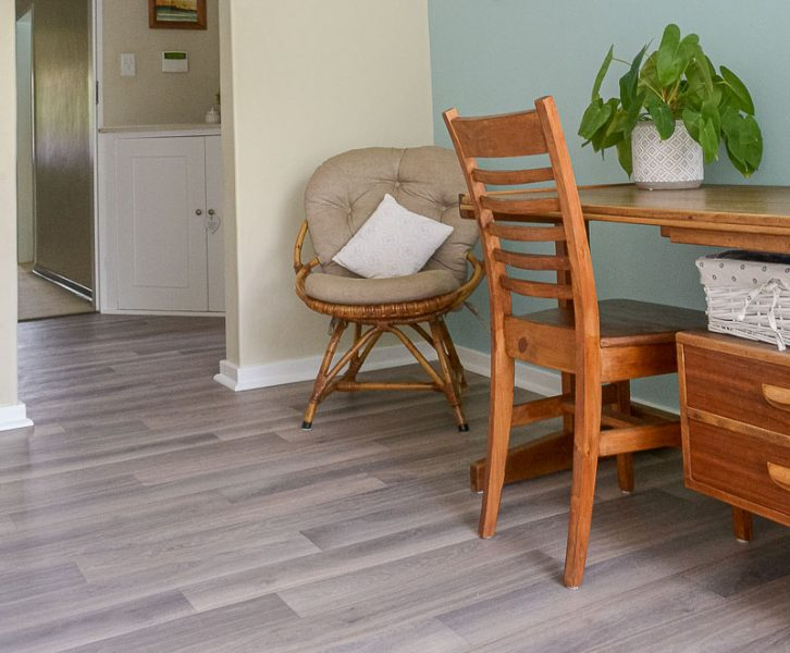 How to Install Sheet Vinyl Flooring | www.windmillprotea.com