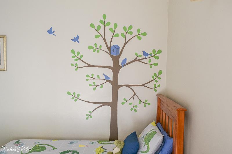 Tree Mural | www.windmillprotea.com