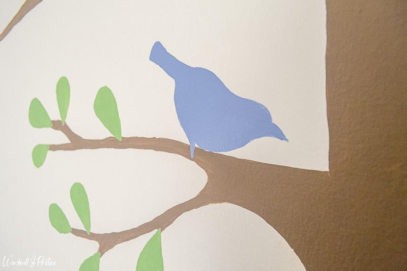 Tree Mural Detail | www.windmillprotea.com