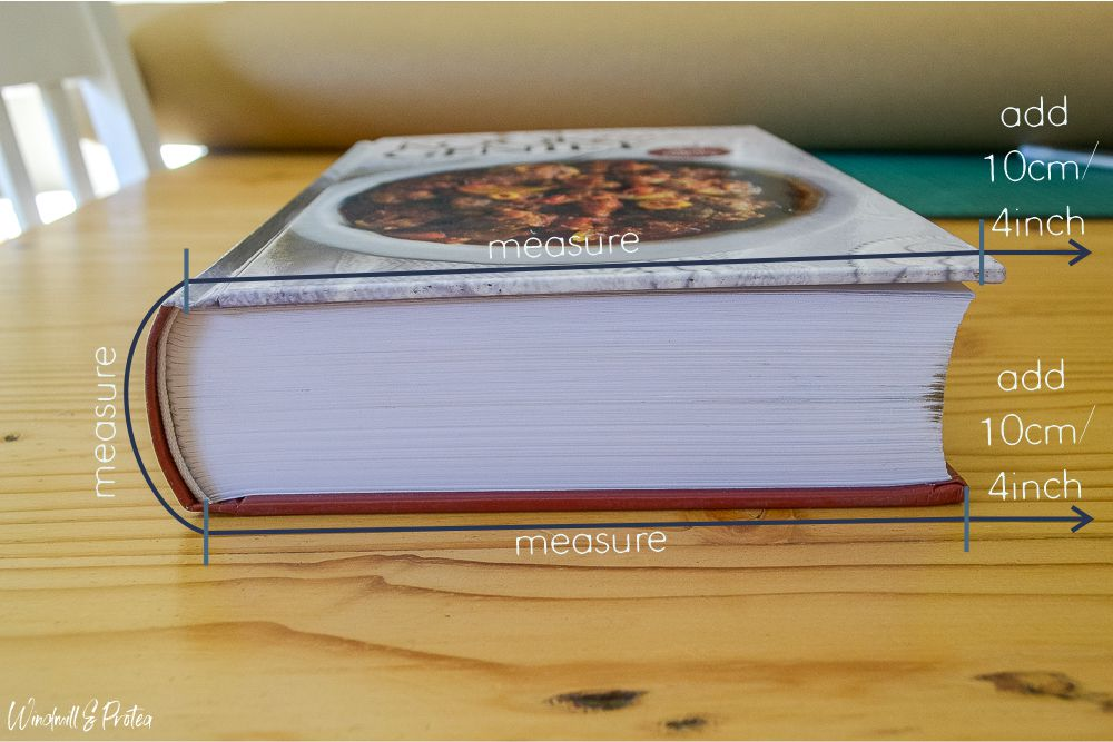 How to Measure your Book | www.windmillprotea.com