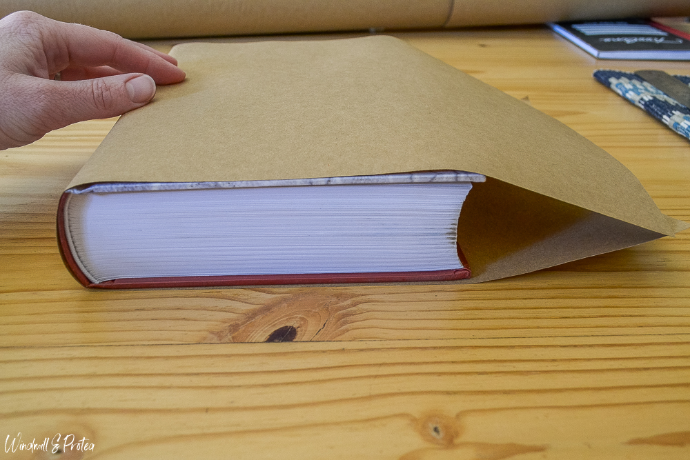 DIY Book Covers - align cover | www.windmillprotea.com