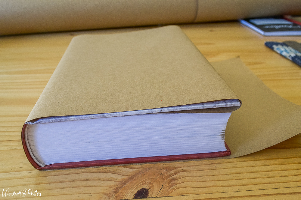 Soft fold book cover first | www.windmillprotea.com