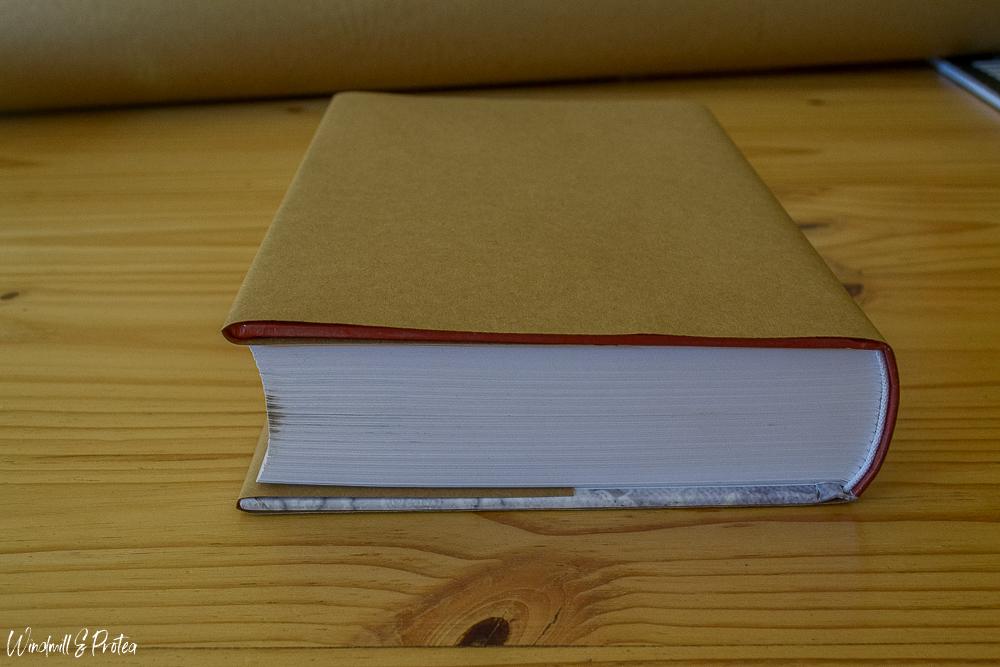 DIY Book Covers | www.windmillprotea.com
