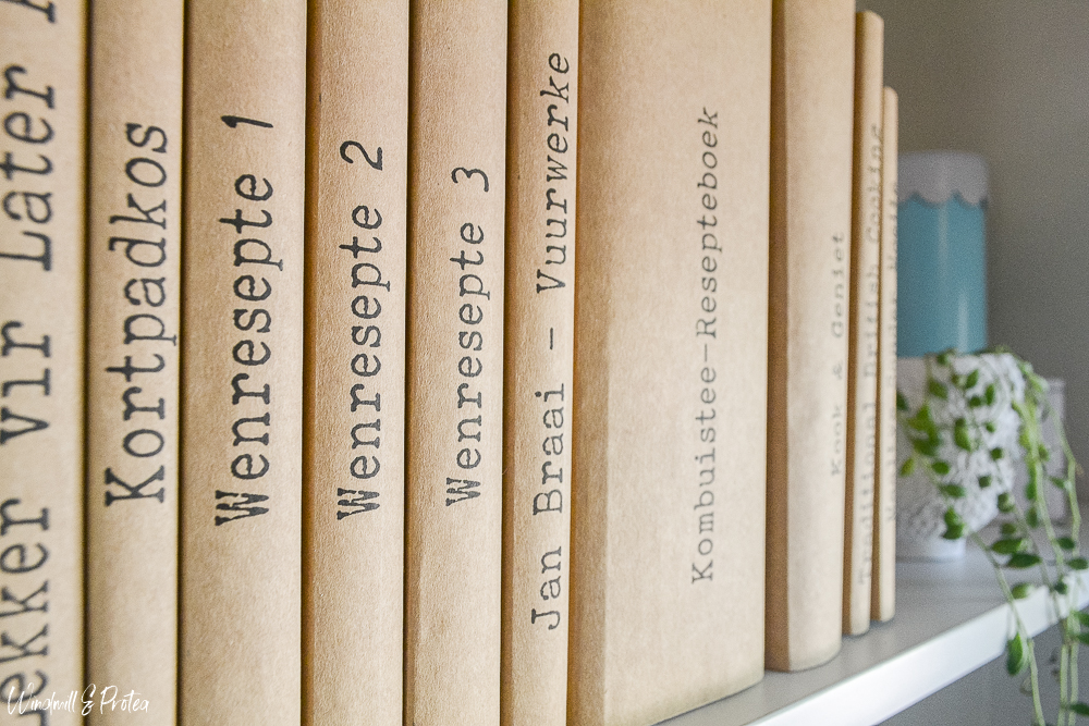 Brown-paper book covers | www.windmillprotea.com