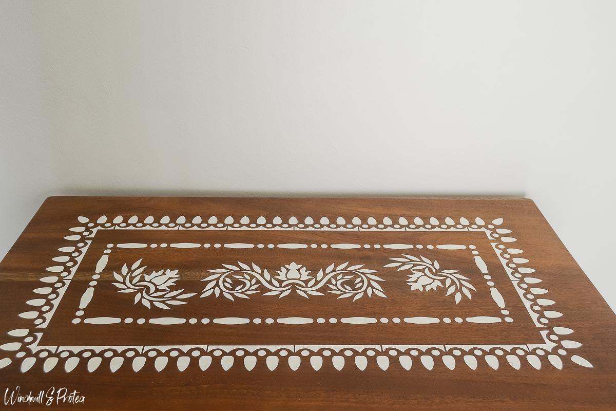 Bone-inlay Table | www.windmillprotea.com