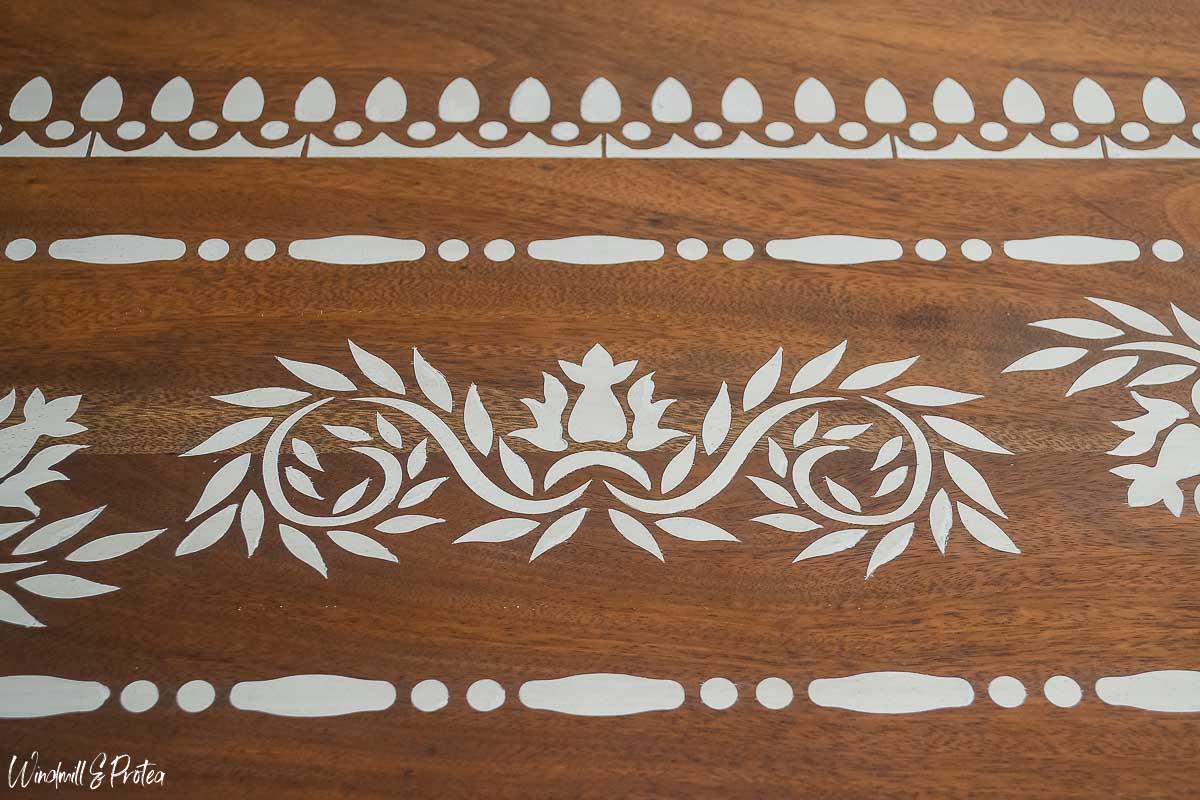Bone-inlay Stencil | www.windmillprotea.com