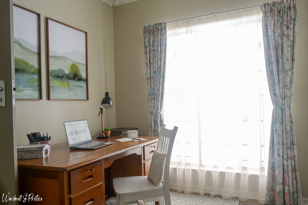 Home Office Reveal   www.windmillprotea.com