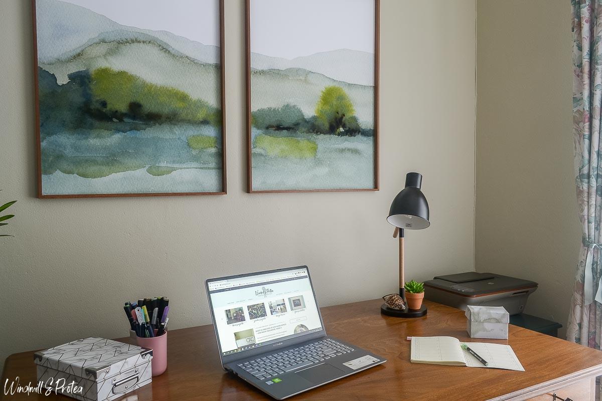 Modern Industrial Home Office Design   www.windmillprotea.com