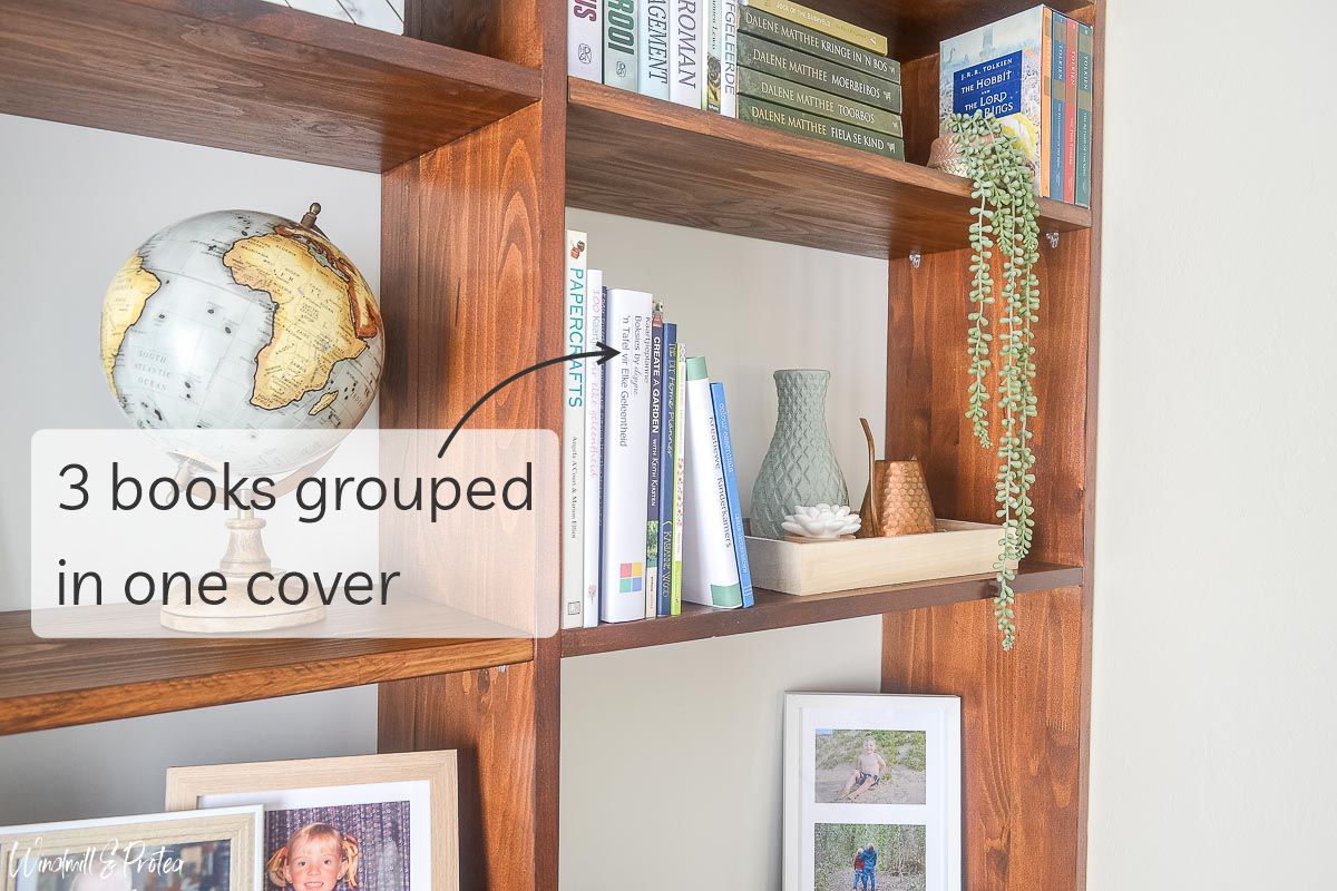 Group thin books in one cover | www.windmillprotea.com