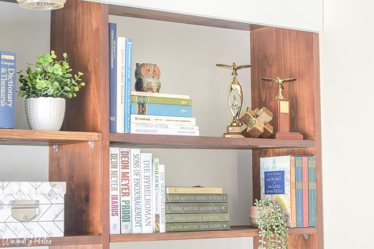 Group Books by size, color and topic | www.windmillprotea.com
