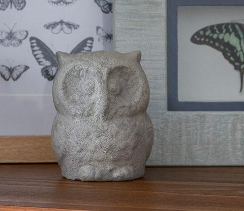 Baking Soda Textured Paint on ceramics | www.windmillprotea.com